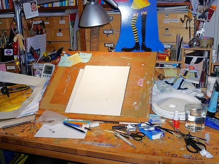 Meine Werkstatt