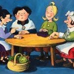 Max und Moritz in Frauen-Hand – Vier Illustratorinnen blicken auf die bösen Buben