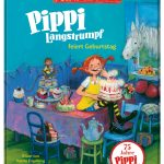 Das neue Pippi-Bilderbuch ist druckfrisch da!